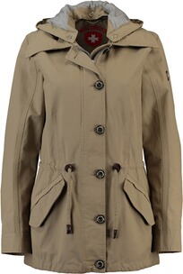 Wellensteyn Jacke Damen: WELLENSTEYN Journey sand