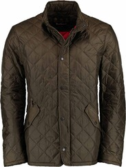 BARBOUR STEPP JACKE OLIV
