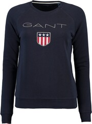 GANT Sweatshirt Rundhals evening blue