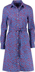 GANT Mid Rose Hemdkleid palace blue