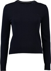 GANT Lambswool O-Neck Pullover marine