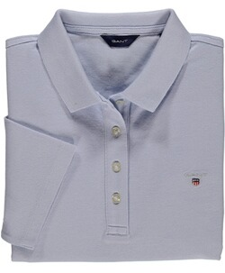 Gant Polo-Shirt Pique Hamptons blue