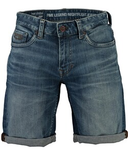 PME Jeans-Shorts Nightflight jeansblau