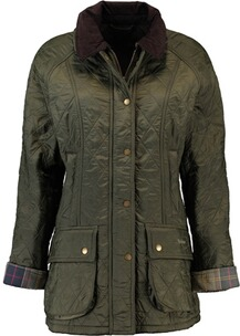 BARBOUR Steppjacke Beadnell Polarquilt Jacket oliv