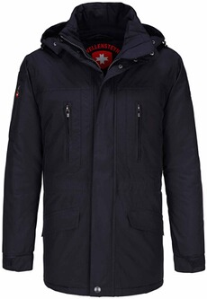 WELLENSTEYN Golfjacke Winter dunkelblau
