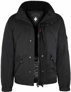 Wellensteyn Jacke Herren: WELLENSTEYN Cliffjacke Winter schwarz