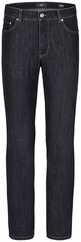 BRAX Jeans Cooper Denim Stretch schwarz
