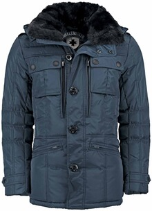 Wellensteyn Jacke Herren: WELLENSTEYN Snowdrift Jacke shadowblue