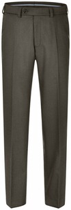 EUREX BY BRAX Tiefbund-Flanell-Stretch-Hose Jan -