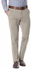 CLUB OF COMFORT High-Stretch Hose Flat-Front