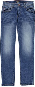 camel active Houston-Five-Pocket-Jeans jeansblau