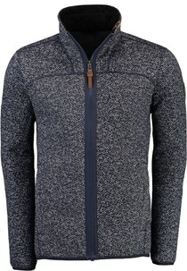SCHÖFFEL Fleecejacke Anchorage blau