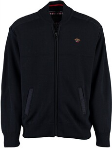 DAVID WILYMS Strickjacke marine