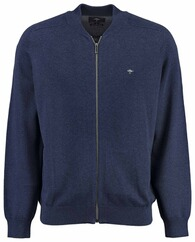 FYNCH HATTON Strickjacke marine