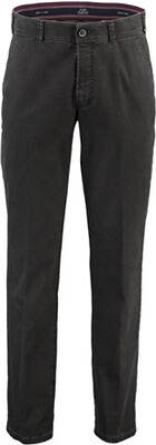 CLUB OF COMFORT High Stretch Baumwollhose anthrazit
