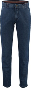 CLUB OF COMFORT High-Stretch-Jeans jeansblau