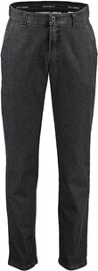 CLUB OF COMFORT High-Stretch-Jeans anthrazit