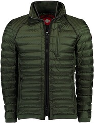 WELLENSTEYN Molecule Men Jacke combugreen