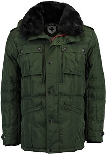 WELLENSTEYN Snowdrift Jacke nightgreen