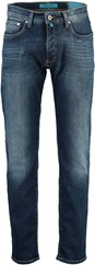 PIERRE CARDIN Five-Pocket-Jeans jeansblau