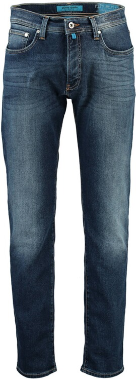 PIERRE CARDIN Five-Pocket-Jeans Futureflex jeansblau