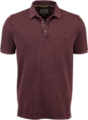 CAMEL ACTIVE Polo-Shirt aubergine