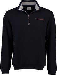 BRAX Sweat Shirt Sion marine