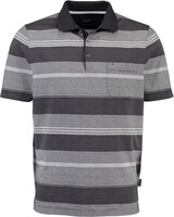 MAERZ Polo-Shirt grau