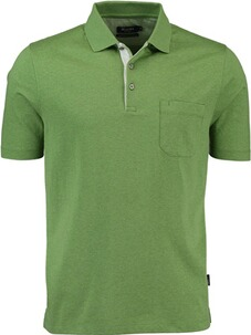 MAERZ Polo-Shirt grün