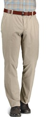 CLUB OF COMFORT Coolmax und High-Stretch Hose beige