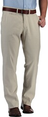 CLUB OF COMFORT Leinen-Hose beige