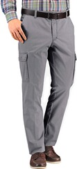 CLUB OF COMFORT High Stretch Cargo Hose grau