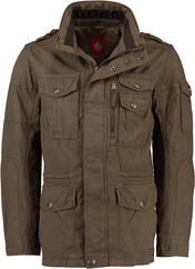 WELLENSTEYN Cruise Jacke army