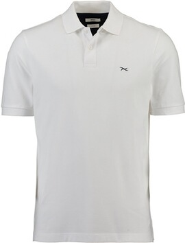 BRAX Polo-Shirt Pete weiss