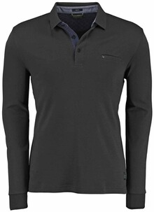 PIERRE CARDIN Polo-Shirt oliv