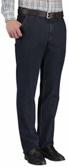 CLUB OF COMFORT High-Stretch Denim Jeans marine