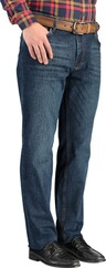 BRAX Denim Jeans Chuck blue used