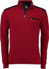 BRAX Sweat-Shirt Siro rot
