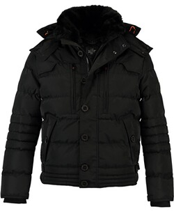 WELLENSTEYN Starstream Steppjacke schwarz