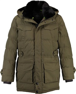 Wellensteyn Jacke Herren: WELLENSTEYN Seamaster Jacke nightgreen