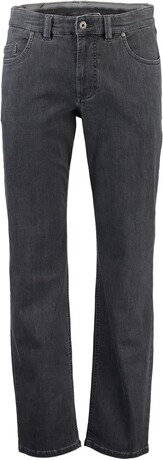 EUREX BY BRAX Stretch-Jeans grau