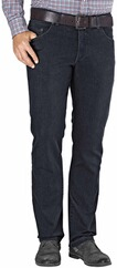 EUREX BY BRAX Stretch-Jeans blueblack