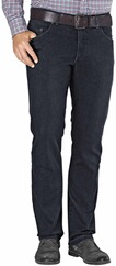 EUREX BY BRAX Tiefbund Stretch-Jeans blueblack
