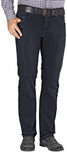 EUREX BY BRAX Tiefbund-Stretch-Jeans blueblack