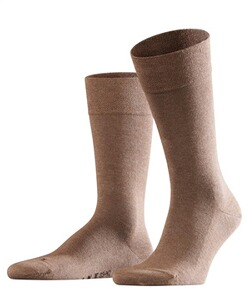 FALKE Sensitive-London-Socke braun