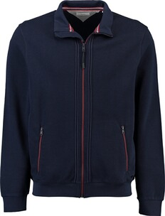 BRAX Sweat-Jacke Scott marine