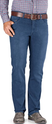 EUREX BY BRAX Five-Pocket Jeans Coolmax jeansblau