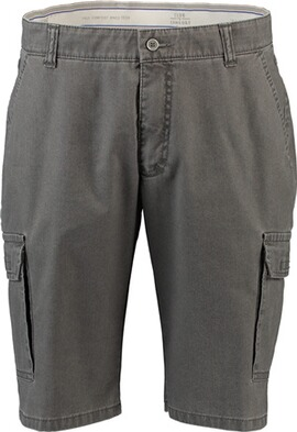 CLUB OF COMFORT Cargo-Shorts Cool Max grau