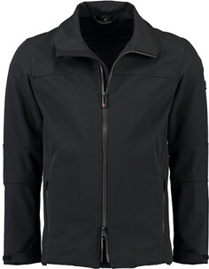 Wellensteyn Jacke Herren: WELLENSTEYN Alpinista Softshell Jacke darknavy DynashellAquaLight