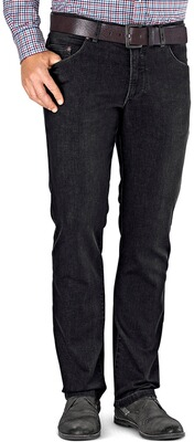 EUREX BY BRAX Stretch-Jeans schwarz